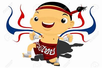 Boxing Thai Clipart Clipground