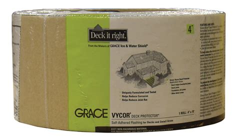 Vycor Deck Protector Or Vycor Plus by Grace Deck Protector Cansave Site