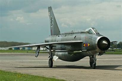 Lightning F6 Ee Fighter Aircraft Electric English