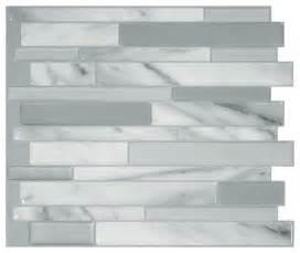 smart tiles original peel and stick wall tile wall and