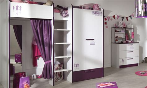 ambiance chambre fille guide ambiance chambre fille violet
