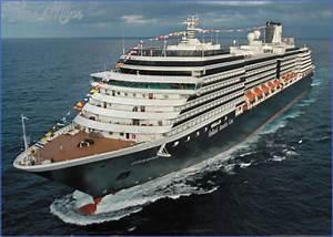 HOLLAND AMERICA LINE CRUISES TRAVEL GUIDE - ToursMaps.com