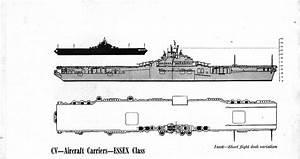 The Pacific War Online Encyclopedia  Essex Class  U S