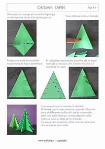 Origami Facile Noel : origami facile a faire pour noel origami facile a faire ~ Melissatoandfro.com Idées de Décoration