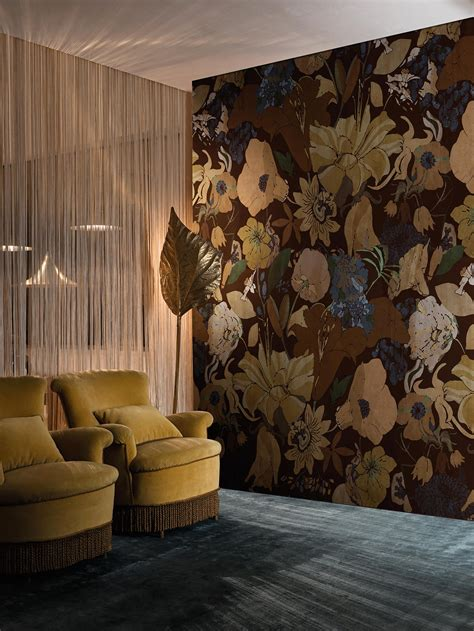 vivaldi wall coverings wallpapers  walldeco