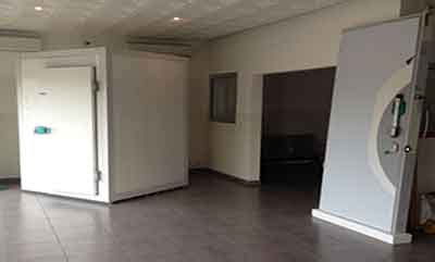 chambre froide installation amsco one cote d 39 ivoire