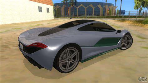 Gta 5 Progen T20 Lights Version For Gta San Andreas