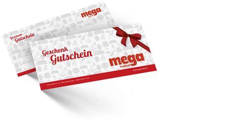Möbel Gutschein by M 246 Bel Gutschein Mega M 246 Bel