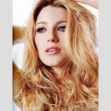 Simply Beautiful World Blake Lively  New Face For Chanel