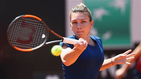 Simona Halep : News, Pictures, Videos and More - Mediamass