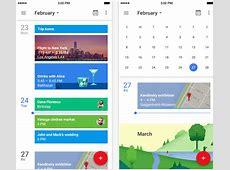 Google Calendar iOS app is now available