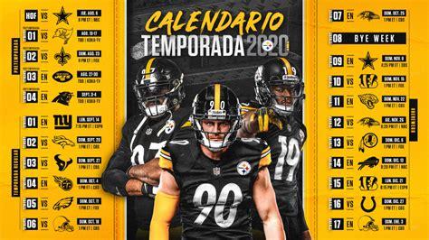 el calendario de la temporada