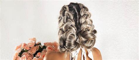 cute double dutch braids ideas lovehairstylescom