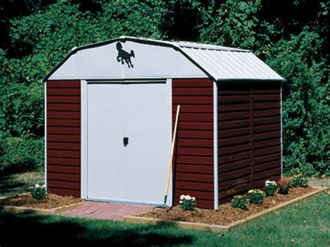 menards arrow storage sheds arrow barn 10 x 8 steel storage building at menards 174