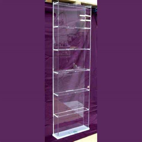 libreria in plexiglass libreria plexiglass trasparente a giorno ludovic plexiglass