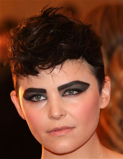 hairstyles ginnifer goodwin short undercut hairstyle