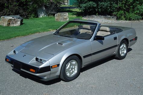 85 Nissan 300zx by 1985 Nissan 300zx Convertible198736