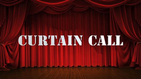 Who Does The Curtain Call by Curtain Call Akaku