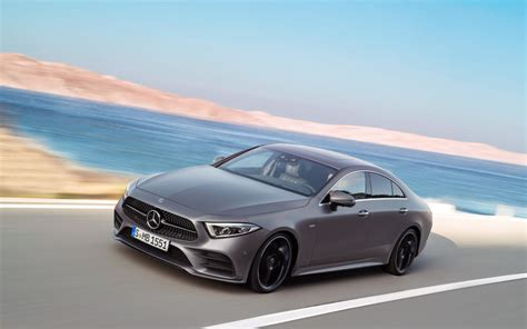 Mercedesbenz Cls 2018 Third Generation Of The Original