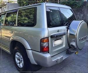 2001 Nissan Patrol    Safari Diesel  Original Left Hand