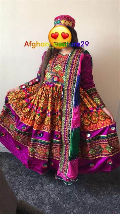Afghan Traditional Dresses Hats Short Ask Trousers