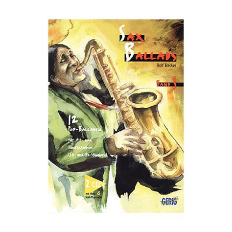 O melhor acervo de vídeos online sobre entretenimento, esportes e jornalismo do brasil. Gerig Sax Ballads Bd.3 « Songbook