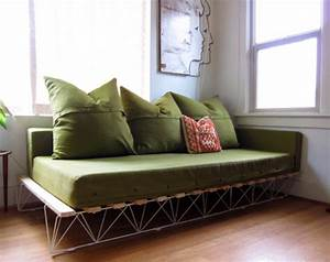 35 super cool diy sofas and couches With sofa bed alternatives