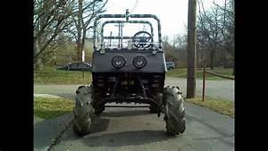 300ex  Golf Cart  Buggy  Homemade Buggy  Sxs  Rzr  Rhino