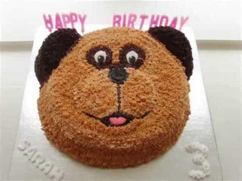 Teddy Bear Cake Youtube