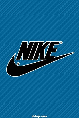 Credit and rights nike, www.nike.com, commons.wikimedia.org. Nike Logo Blue HD Wallpapers for iPhone is a fantastic HD ...