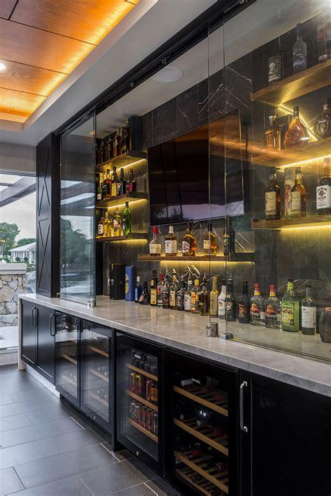 enigma interiors outdoor bar queensland homes magazine