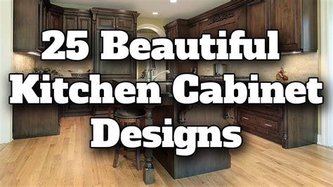 beautiful kitchen cabinet design ideas  kitchen