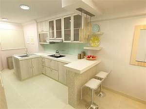unbelievable hdb flats interior designs to help you With interior design ideas 1 room kitchen flat