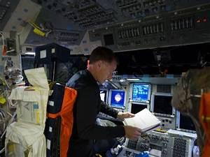 NASA - At the Commander's Station