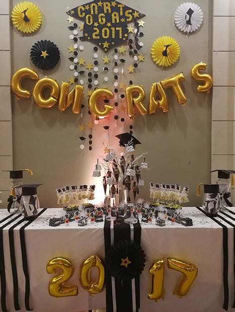 Graduation Decorations Ideas - 21 awesome graduation decorations and ideas crazyforus