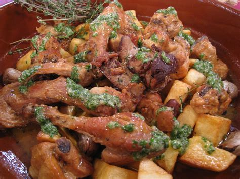 conejo al ajillo la receta original mil recetas