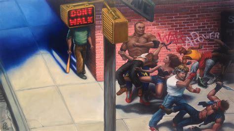 streets  rage  details launchbox games