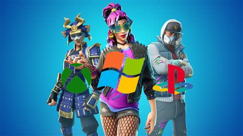 play  fortnite players  ps  xbox