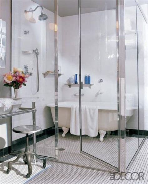 open glass shower 158 best images about bathrooms on pinterest art deco bathroom grey subway tiles and