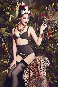Lingerie Chantal Thomass : chantal thomass lingerie 2016 campaign wardrobe trends fashion wtf ~ Melissatoandfro.com Idées de Décoration