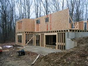 walk out basement build or remodel your own house foundation design is critical