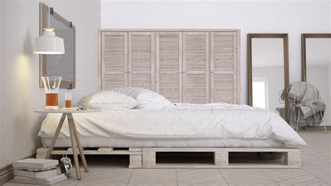 Fai Da Te Da Letto - letto con bancali come costruirlo idee e consigli utili
