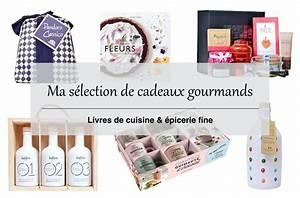 Idée Cadeau Cuisine : id es cadeau livres de cuisine et cadeaux gourmands ~ Melissatoandfro.com Idées de Décoration