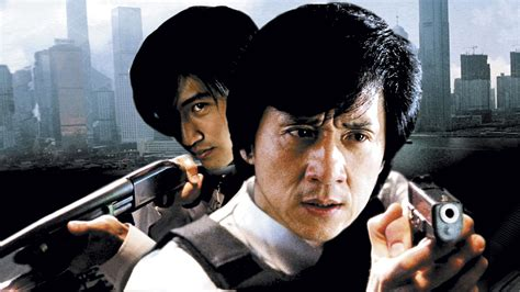 police story martial arts crime thriller action jackie