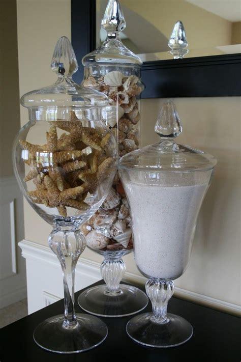 Bathroom Apothecary Jar Ideas by Summer Apothecary Jars House Home Apothecary Jars