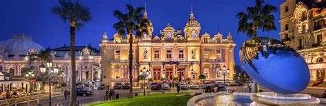 monaco casinos 4 casinos in monte carlo table and slot machines