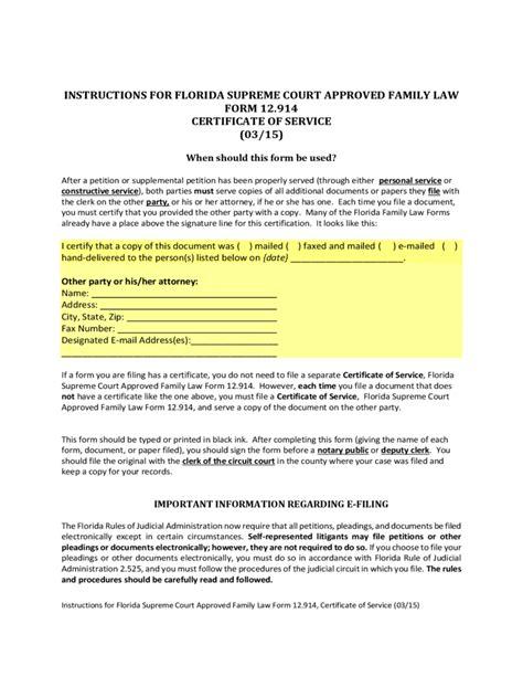 certificate  service form   templates