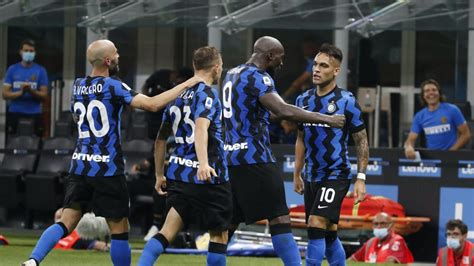 Champions League: How Inter Milan could line-up against ...