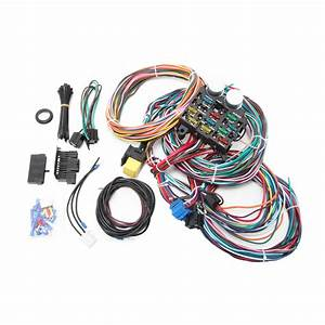 Universal 12 Circuit Wire Harness Kit  U2013 Racing Power Company