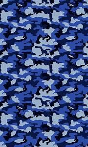 BLUE CAMO - PIMP MY TOWEL - customized microfiber towels ...